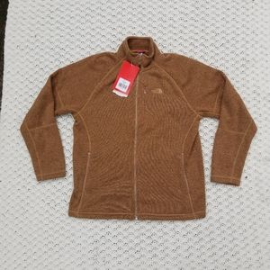 NWT North Face Gordon Lyons Full Zip Fleece Jacket